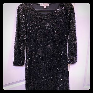 Sequin Holiday Party Dress